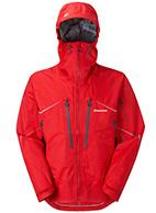 Montane Alpine Endurance Event Jacket, rød skaljakke