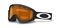 Oakley O2 XS, Matte Black, Persimmon