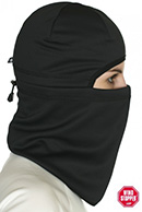Kama softshell balaclava, sort