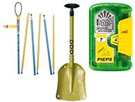 Pieps, DSP SPORT sikkerhedspakke med bipper, sonde og skovl