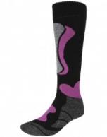 4F Ski Socks, kraftige skistrømper til damer, 2-par