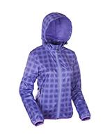 Envy Udon II, dame softshell jakke, violet