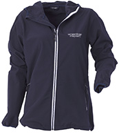 Weather Report Tanna, softshell jakke, kvinder,blå