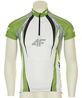 4F Thermodry Cykeltrøje, herre, hvid