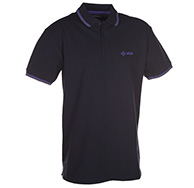 Kilpi Broadway VII, polo shirt, herre, sort