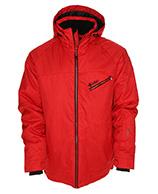 Kilpi Kamet, skijakke til mænd, rød