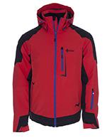 Kilpi Elford, softshell jakke, mænd, rød