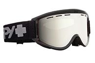 Spy+ Getaway Ski Goggle, Bronze Silver Mirror, sort