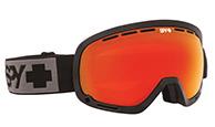 Spy+ Marshall Ski Goggle, Bronze Red Mirror, sort
