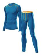 Löffler Transtex skiundertøj sæt, herre, blå