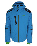 Kilpi Erim, skijakke til mænd, blå