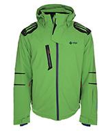 Kilpi Erim, skijakke til mænd, grøn