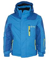 Kilpi Bayram K børne skijakke blå