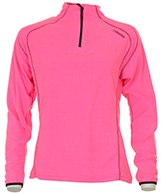 Typhoon St. Moritz pige skipulli, fleece, pink