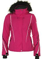 DIEL Hamar skijakke, dame, violet