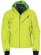DIEL Alpine II skijakke til mænd, lime