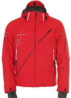 DIEL Alpine II skijakke til mænd, rød