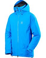 Haglöfs Skrå II Insulated Jacket, blå