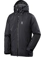 Haglöfs Skrå II Insulated Jacket, sort