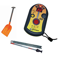 BCA lavinepakke DTS tracker