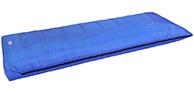 4F BLANC billig sovepose, 190 cm, Blå
