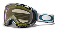 Oakley Canopy High Country Blue, High Intensity Yellow