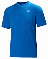 Helly Hansen Training T-Shirt, korte ærmer, blå