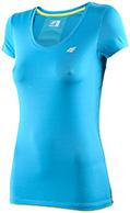4F Fitnesstrøje, dame, turkis