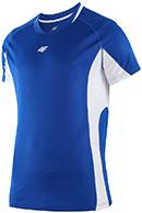 4F Fitnesstrøje, herre, blå