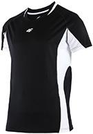 4F Fitnesstrøje, herre, sort