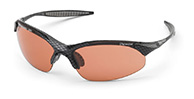 Demon 832 Photochromatic skisolbrille, carbon/pink