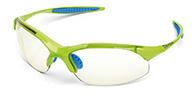 Demon 832 Photochromatic solbrille, grøn/smoke