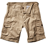 Weather Report Melker, Cargo Shorts, herre, khaki