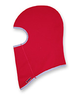 Kama Kids Balaclava/elefanthue, til børn, rød