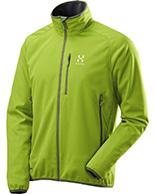 Haglöfs Mistral Softshell Jacket,grøn