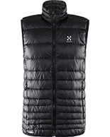 Haglöfs Essens III Down Vest, sort