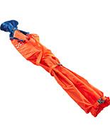 Haglöfs Skicase, 210 cm, rød