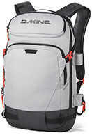 Dakine Heli Pro 20L, grå