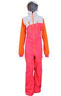 2117 of Sweden Ullared Overall, dame, pink