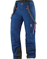 Haglöfs Line Insulated Pant Women, blå