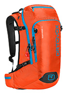 Ortovox Tour 30, Tur/ski rygsæk, orange