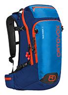 Ortovox Tour 30, Tur/ski rygsæk, blå