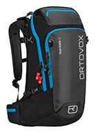 Ortovox Tour 30, Tur/ski rygsæk, sort