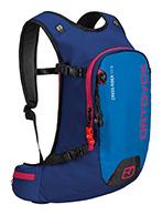 Ortovox Cross Rider 18 S, rygsæk, blå