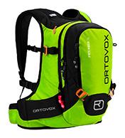 Ortovox Free Rider 26, rygsæk, grøn