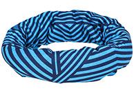 4F halsedisse/bandana med fleece for