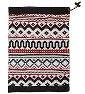 4F halsedisse/bandana med mønster
