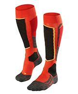 Falke SK2 skistrømper, mænd, orange