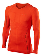 Falke Athletic Skiundertrøje, herre, orange