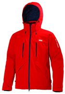 Helly Hansen Juniper skijakke, herre, rød